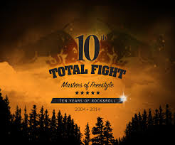 Total Fight Masters Snowboard
