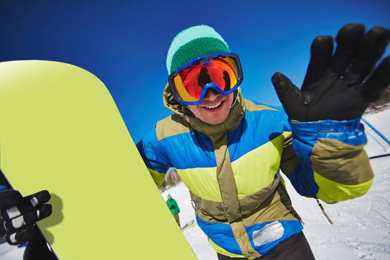 Ropa para esquiar hombre