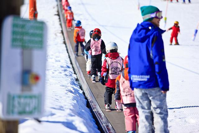 Estaciones de esquí para niños Grandvalira