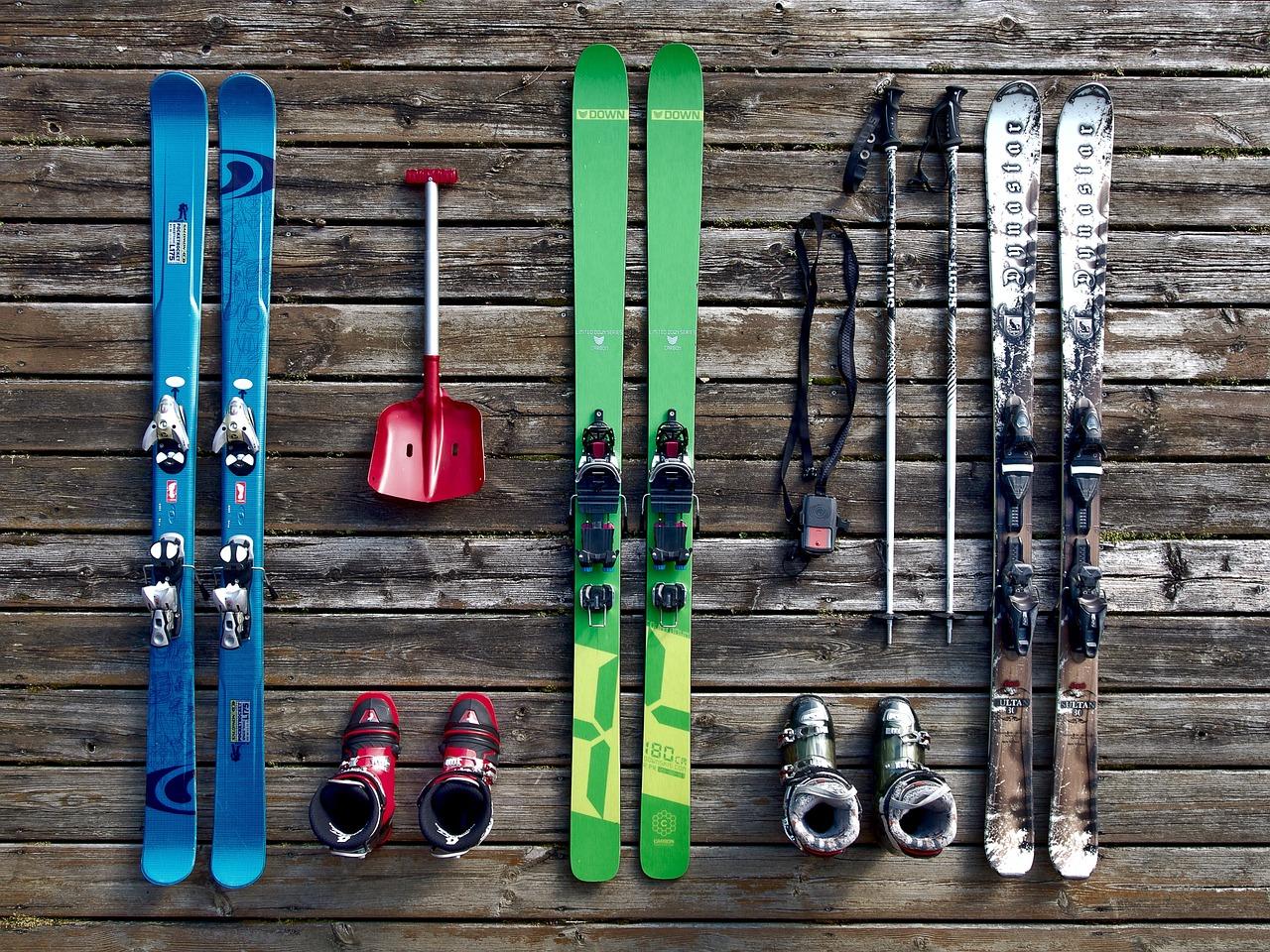Equipo Ski