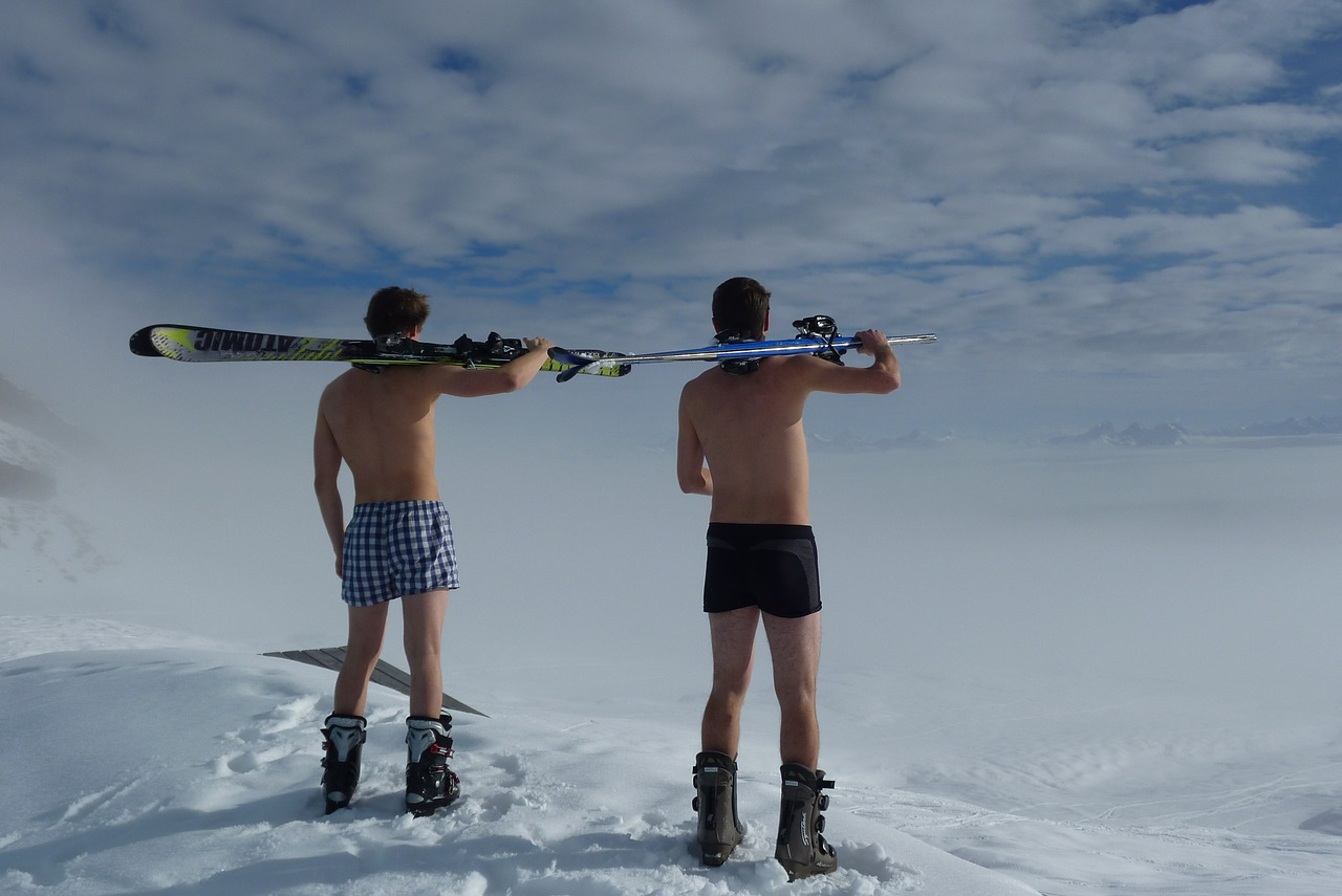 WHAT EQUIPMENT DO YOU NEED FOR SKIING?