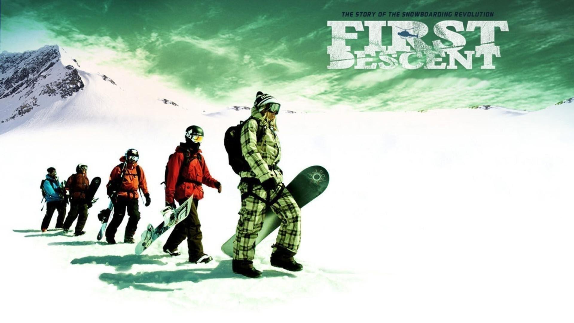 EL ESQUÍ Y EL SNOWBOARD EN EL CINE