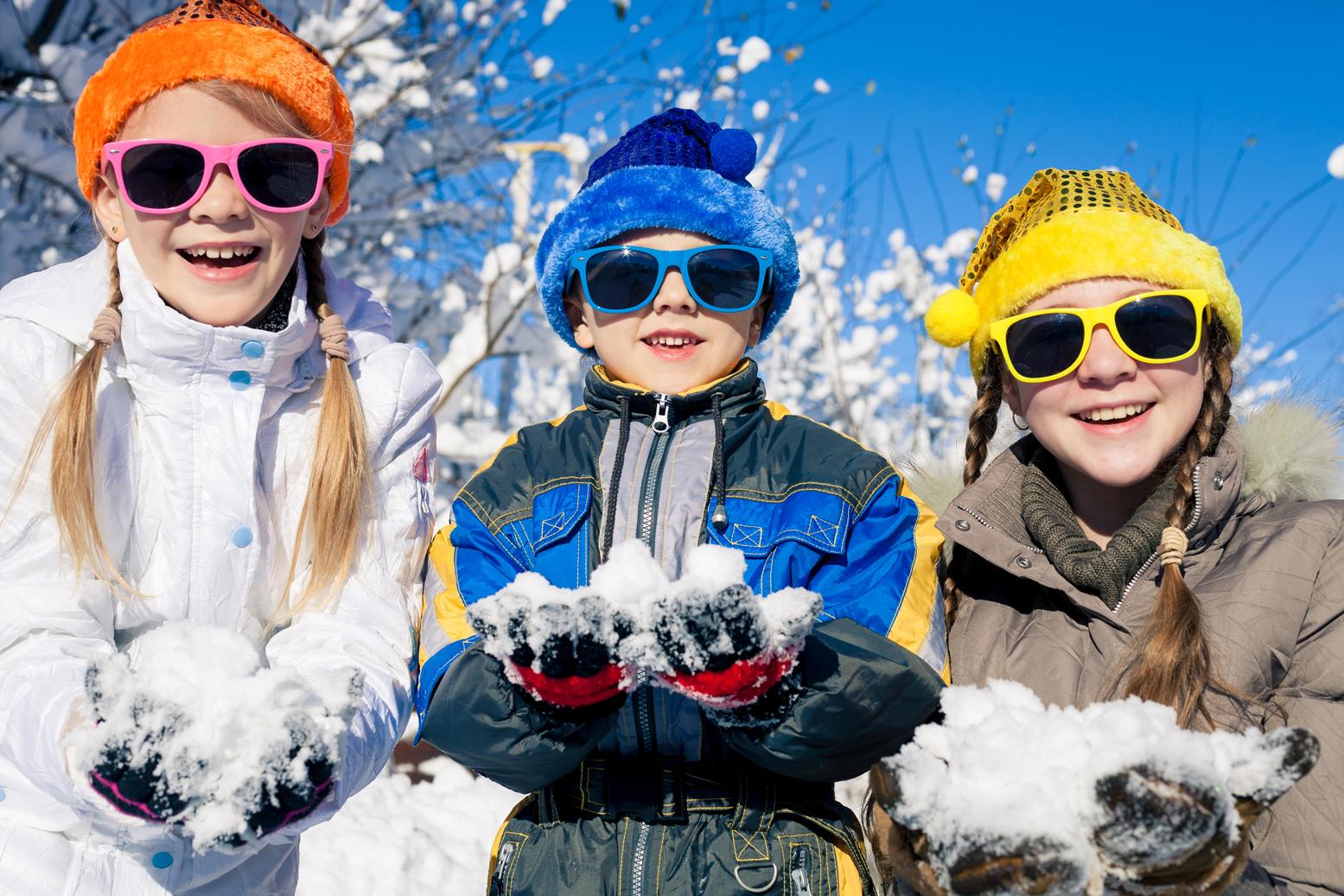 Regalos De Navidad Para Los Pequeños Amantes De La Nieve