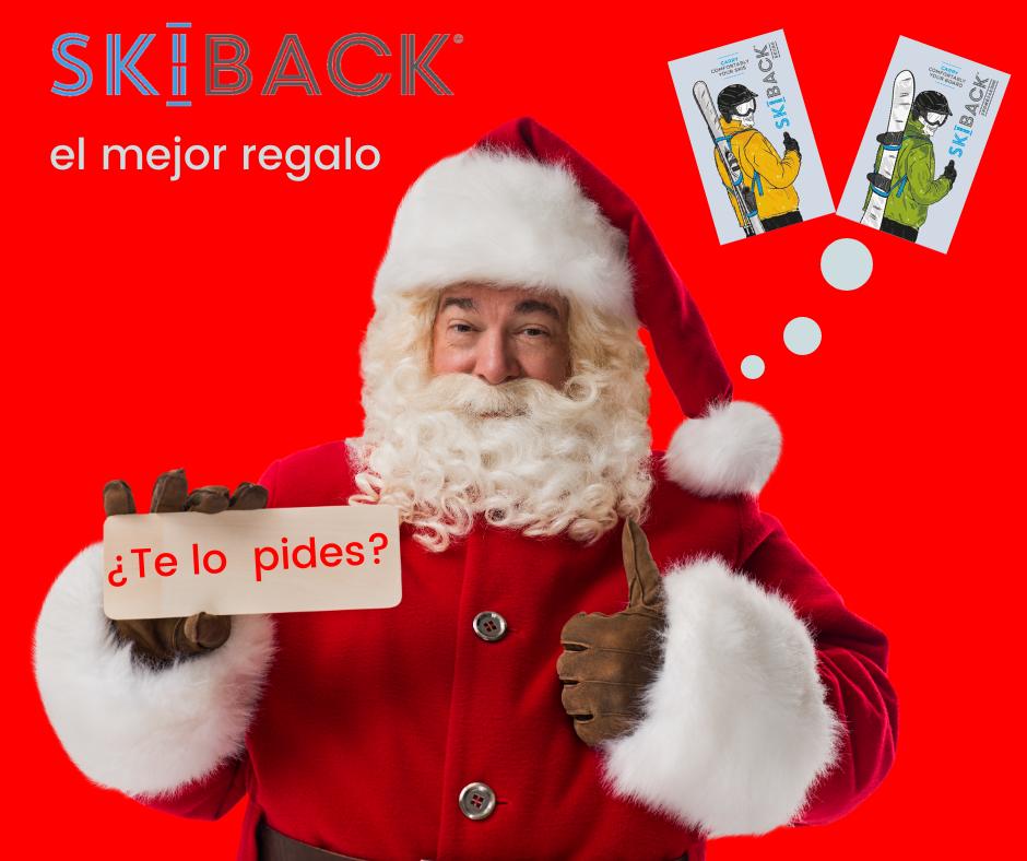 Skiback, El Regalo Ideal Para Estas Navidades